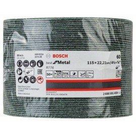 Bosch R774 fíber csiszolótárcsa, Best for Metal 115 mm, 22,23 mm, 60