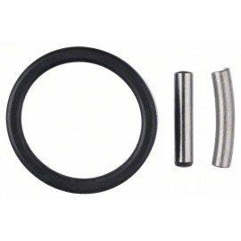 Bosch Rögzítő készlet: rögzítőszeg és gumigyűrű 5 mm, 25 mm