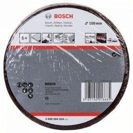 Bosch Rostos csiszolólap 150 mm, 280, korund, közepes