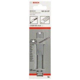 Bosch SB 15 CF lapos véső fához Szélesség= 15 mm, egyenes