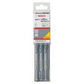 Bosch SDS-plus-5 kalapácsfúrók 10 x 100 x 165 mm