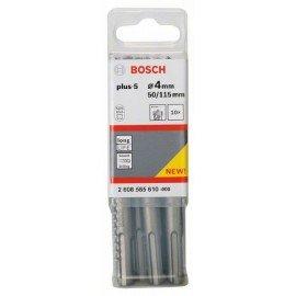 Bosch SDS-plus-5 kalapácsfúrók 4 x 50 x 115 mm
