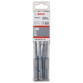 Bosch SDS-plus-7 kalapácsfúrók 5,5 x 100 x 160 mm