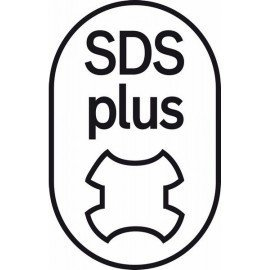 Bosch SDS-plus zsaluzat és installációs fúrók 10 x 600 mm
