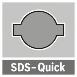 Bosch SDS-Quick betonfúró D= 6,0 mm; L= 100 mm