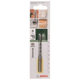 Bosch SDS-Quick többcélú fúró D= 4,0mm; L= 85 mm