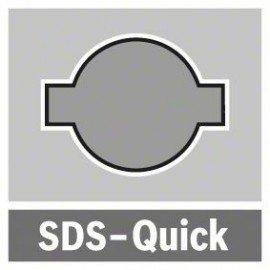 Bosch SDS-Quick többcélú fúró D= 6,0 mm; L= 100 mm
