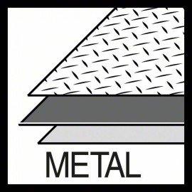 "Bosch Sheet Metal lyukfűrész 25 mm, 1"""