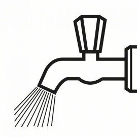 Bosch SiC vízálló kézi csiszolópapír, 230 x 280 mm, P400 4 x G= 400