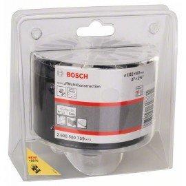 "Bosch Speed for Multi Construction körkivágó 102 mm, 4"""