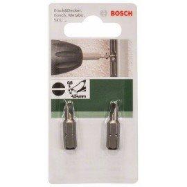 Bosch Standard csavarozóbit egyeneshornyú csavarokhoz (S) Résben Ls 0,6 x 4,5