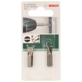 Bosch Standard csavarozóbit egyeneshornyú csavarokhoz (S) Résben Ls 1,6 x 8,0