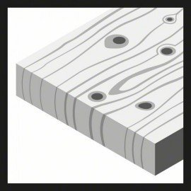 Bosch Standard fa spirálfúró 12 x 96 x 151 mm, d 10 mm