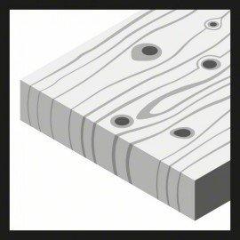 Bosch Standard fa spirálfúró 6 x 57 x 93 mm, d 6 mm