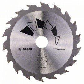 Bosch STANDARD körfűrészlap D= 130 mm; Furat= 20 mm; Z= 18