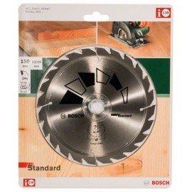 Bosch STANDARD körfűrészlap D= 150 mm; Furat= 20 mm; Z= 24