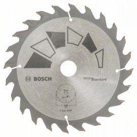 Bosch STANDARD körfűrészlap D= 160 mm; Furat= 20 mm; Z= 24