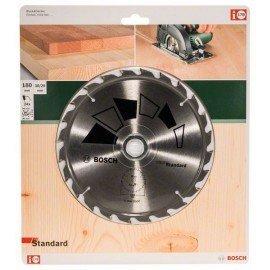 Bosch STANDARD körfűrészlap D= 180 mm; Furat= 30 mm; Z= 24