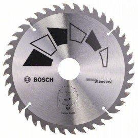 Bosch STANDARD körfűrészlap D= 180 mm; Furat= 30 mm; Z= 40