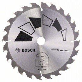 Bosch STANDARD körfűrészlap D= 190 mm; Furat= 20 mm; Z= 24