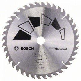 Bosch STANDARD körfűrészlap D= 190 mm; Furat= 20 mm; Z= 40