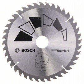 Bosch STANDARD körfűrészlap D= 190 mm; Furat= 30 mm; Z= 40