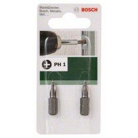 Bosch Standard PH csavarozóbit Phillips Ph 1 kereszthorony