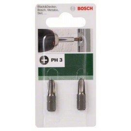 Bosch Standard PH csavarozóbit Phillips Ph 3 kereszthorony