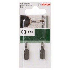 Bosch Standard T csavarozóbit Torx T 10