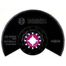 Bosch Starlock BIM ACZ 100 SWB hullámos élezésű szegmens kés 100 mm