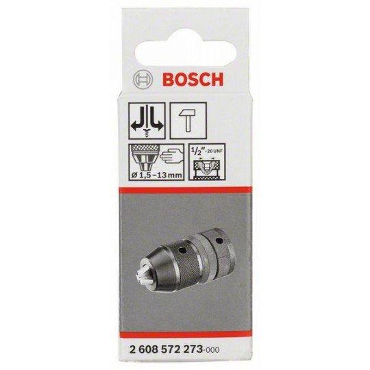 Bosch SUPRA SK 1.5 - 13 E gyorsbefogó fúrótokmány 1,5-13 mm
