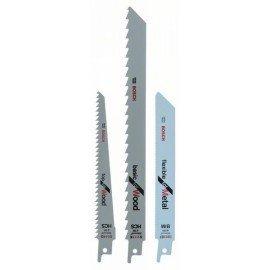 Bosch Szablyafűrészlap-készlet S 922 EF, S 644 D, S 1111 K S 922 EF; S 644 D; S 1111 K