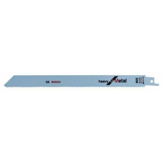 Bosch Szablyafűrészlap S 1125 VF Heavy for Metal