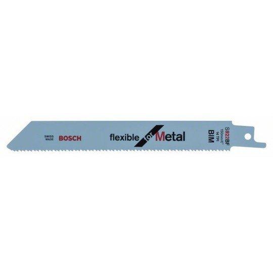 Bosch Szablyafűrészlap S 922 BF Flexible for Metal