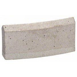 """Bosch Szegmensek gyémánt fúrókoronához 1 1/4"""" UNC Best for Concrete 10; 11,5 mm"""