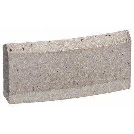 """Bosch Szegmensek gyémánt fúrókoronához 1 1/4"""" UNC Best for Concrete 11; 11,5 mm"""