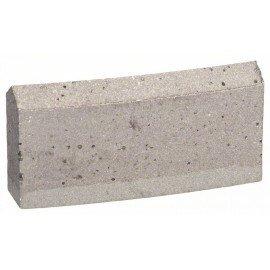 """Bosch Szegmensek gyémánt fúrókoronához 1 1/4"""" UNC Best for Concrete 14; 11,5 mm"""