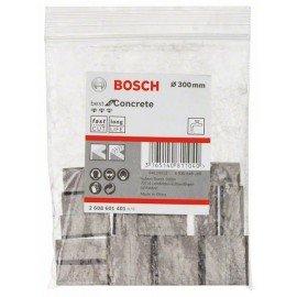 """Bosch Szegmensek gyémánt fúrókoronához 1 1/4"""" UNC Best for Concrete 18; 11,5 mm"""
