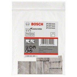 """Bosch Szegmensek gyémánt fúrókoronához 1 1/4"""" UNC Best for Concrete 9; 11,5 mm"""