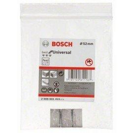 """Bosch Szegmensek gyémánt fúrókoronához 1 1/4"""" UNC Best for Universal 3; 11,5 mm"""