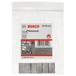 """Bosch Szegmensek gyémánt fúrókoronához 1 1/4"""" UNC Best for Universal 6; 11,5 mm"""