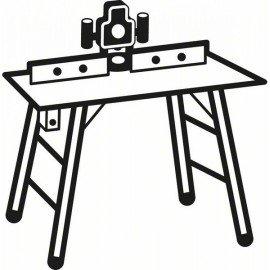 Bosch Színelő maró 8 mm, D1 9,5 mm, L 25,8 mm, G 71,5 mm