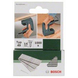 Bosch Szög 49-as típus 49-es típus; L= 14,0 mm