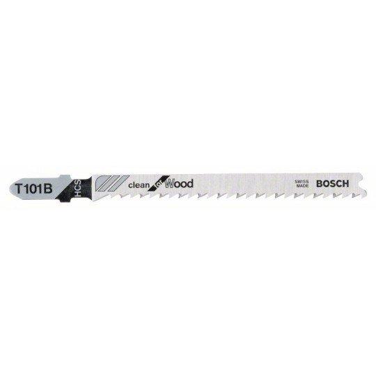 Bosch Szúrófűrészlap T 101 B Clean for Wood