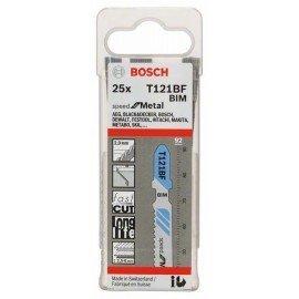 Bosch Szúrófűrészlap T 121 BF Speed for Metal