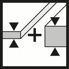 Bosch Szúrófűrészlap T 123 XF Progressor for Metal