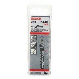 Bosch Szúrófűrészlap T 144 D Speed for Wood