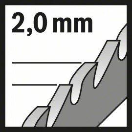 Bosch Szúrófűrészlap T 321 BF Speed for Metal