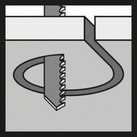 Bosch Szúrófűrészlap U 1 AO Clean for Wood