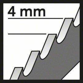 Bosch Szúrófűrészlap U 111 D Basic for Wood